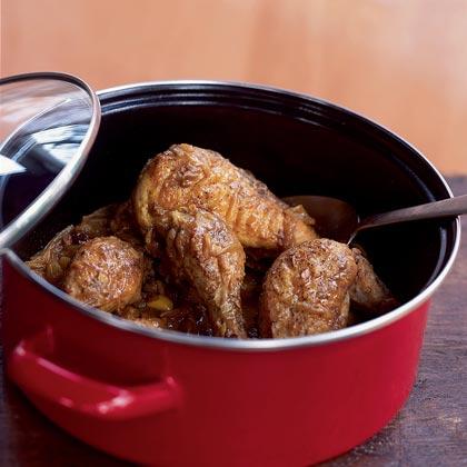 East African Braised Chicken