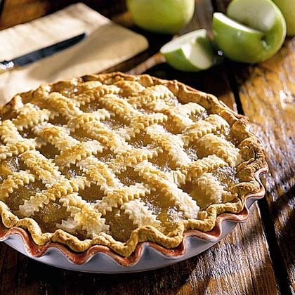 Applesauce Pie Recipe - 0 | MyRecipes