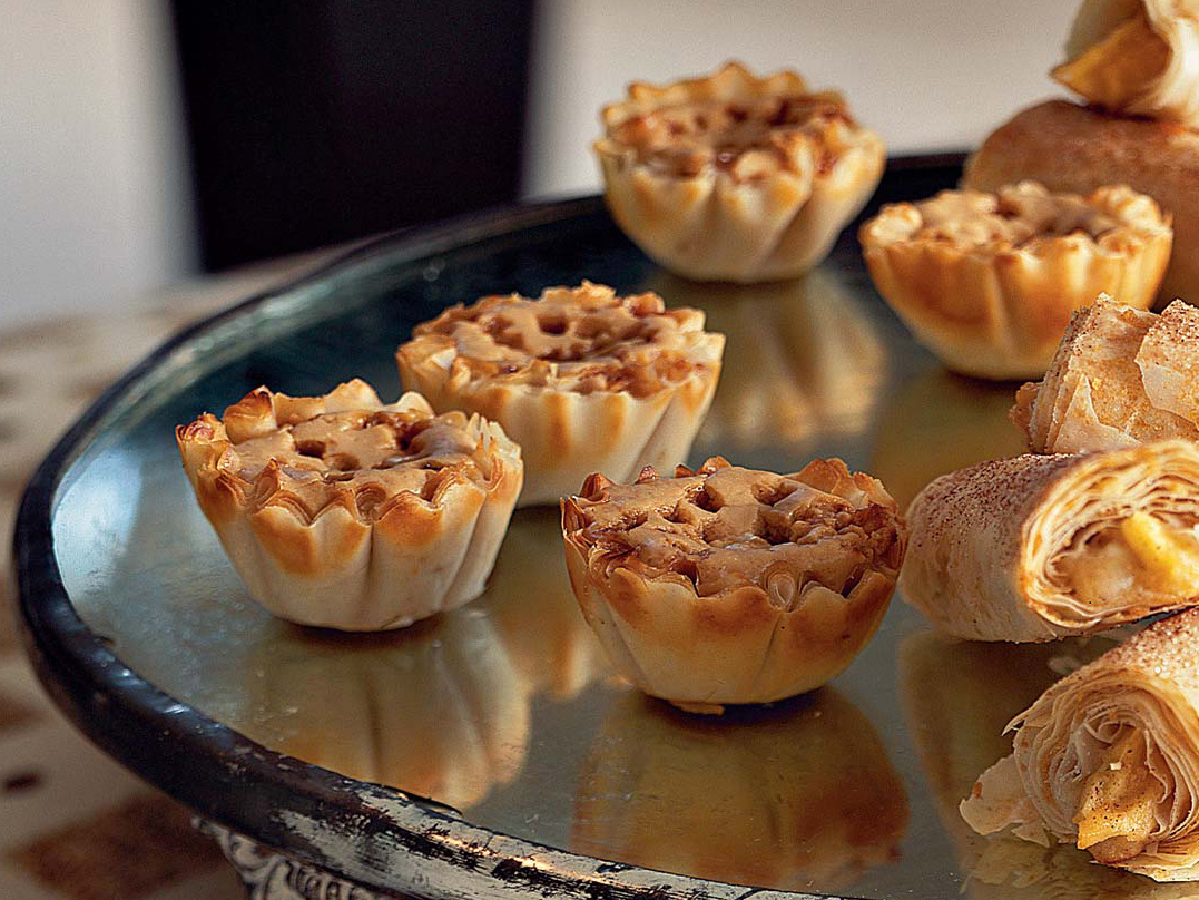 Peanut Butter-Fudge Cups