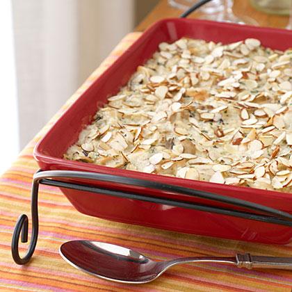 Chicken-and-Wild Rice Casserole Recipe