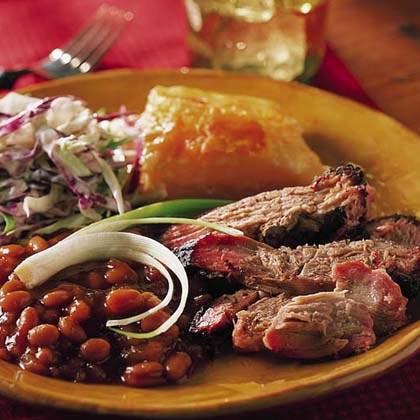 Barbecue Pork ShoulderRecipe