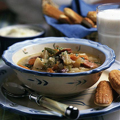 Peasant Soup Recipe
