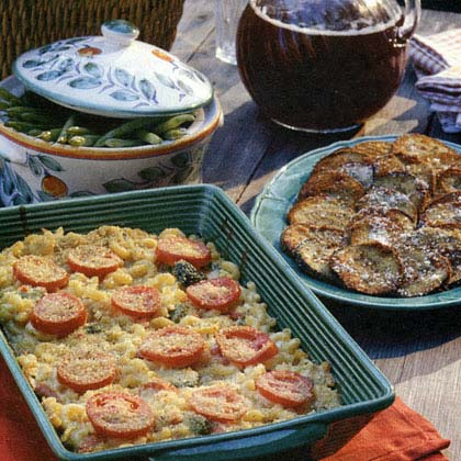 Veggie Mac-and-Cheese Recipe