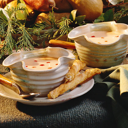 Cream of Pimiento Soup
