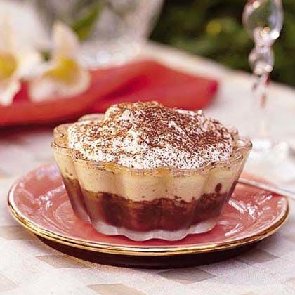 Rich Black-and-White Pudding Recipe