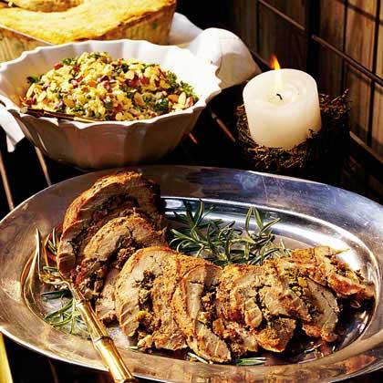 Wild Rice-and-Kidney Bean Salad