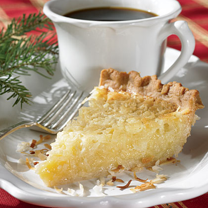 Butter Coconut Pie Recipe