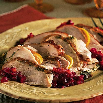 Citrus-and-Herb Turkey