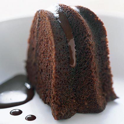 Chocolate Bundt CakeRecipe