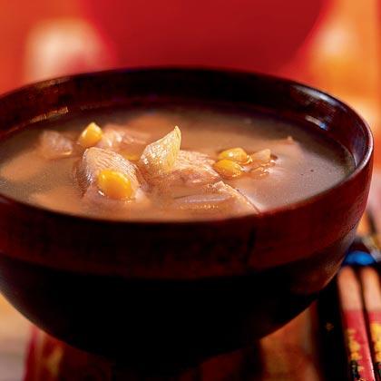 Chicken-Ginseng Soup