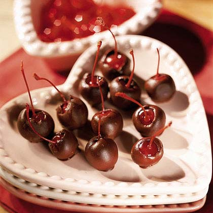 Cordial Cherries Recipe Myrecipes
