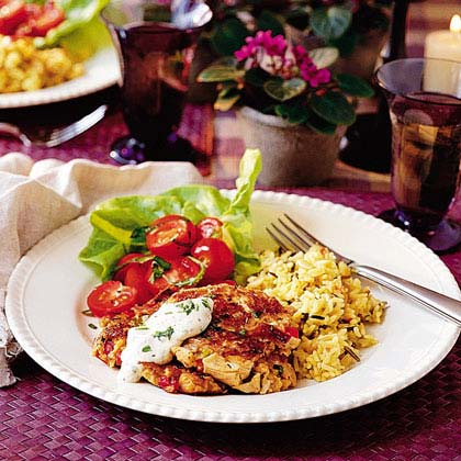 Cherry Tomato-Caper Salad