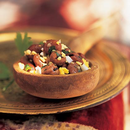 Fool (or Fül) Medammes Fava Bean Salad