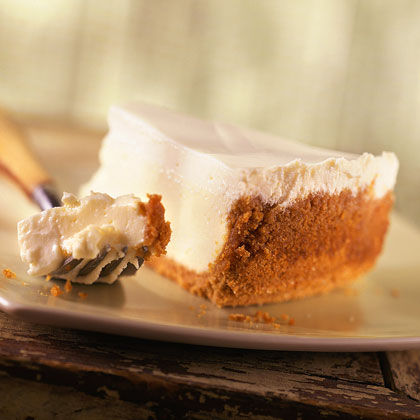 Sour Cream Cheesecake Recipe - 0 | MyRecipes