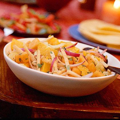 Jicama Salad Recipe