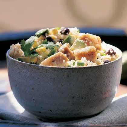 Niçoise-Style Couscous Salad Recipe