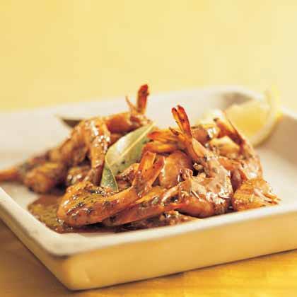 Barbecue ShrimpRecipe