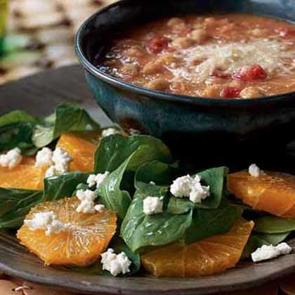 Orange and Arugula Salad Recipe