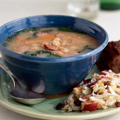 Soup and Slaw Supper