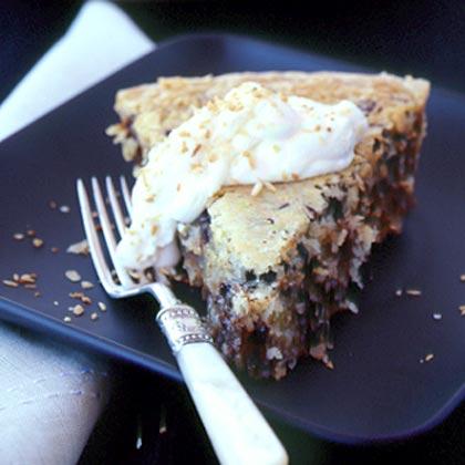 Coconut-Buttermilk Pie