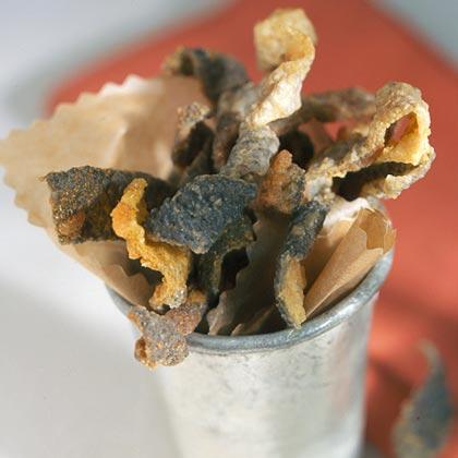 Salmon Skin FrittersRecipe