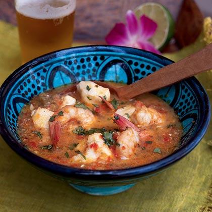 Brazilian Fish Stew (Moqueca de Peixe) Recipe MyRecipes