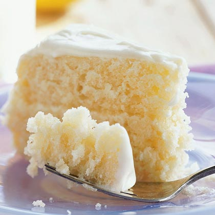 Lemonade Layer Cake Recipe