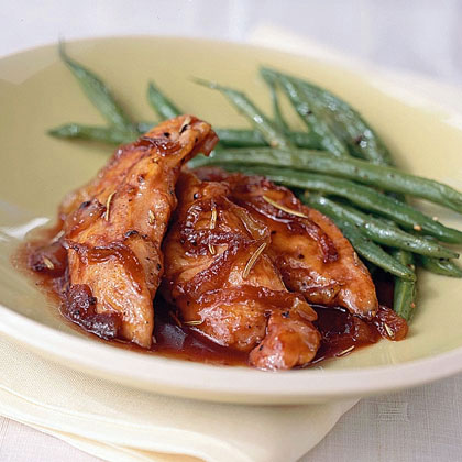 Caramelized Onion Chicken Recipe