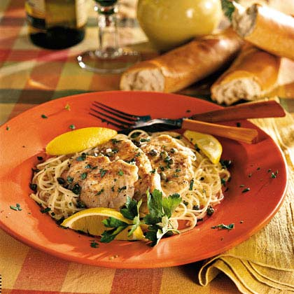 Turkey Tenderloin ScaloppineRecipe