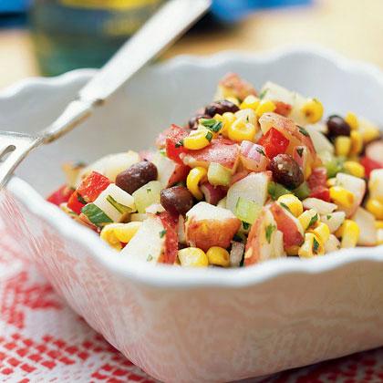 Southwestern Potato Salad Recipe