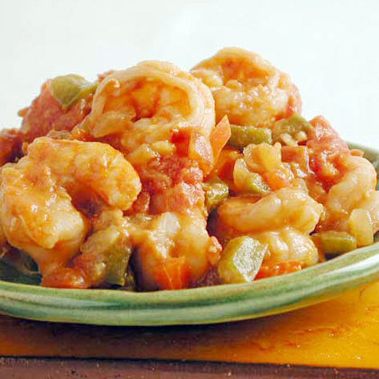 Enchilado de Camerones (Deviled Shrimp) Recipe