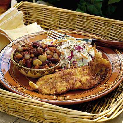Front Porch Fried Catfish Recipe