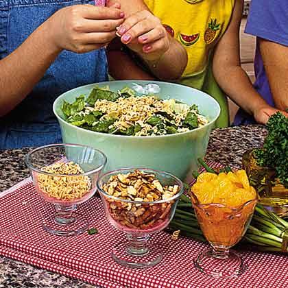 Mandarin Salad Oriental