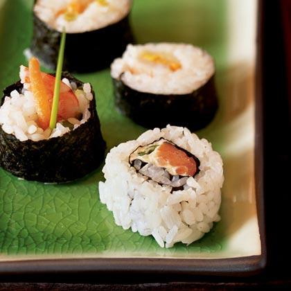 Shrimp Maki Recipe