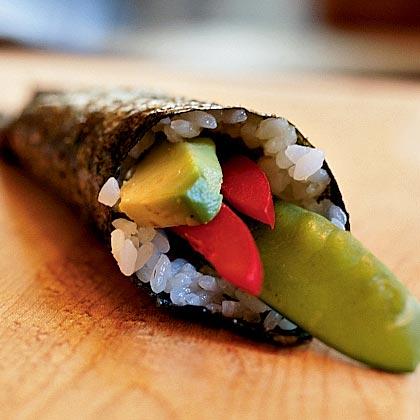 Vegetable Temaki