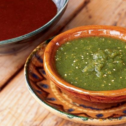 Green Chile SauceRecipe