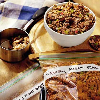 Savory Meat Base Recipe