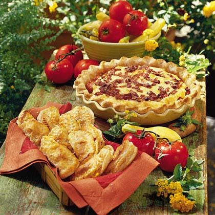 Summer Garden Pie