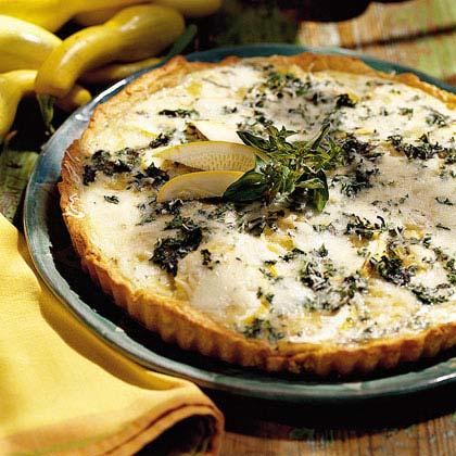 Italian Squash Pie
