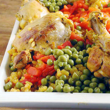 Arroz con Pollo (Chicken with Rice) Recipe