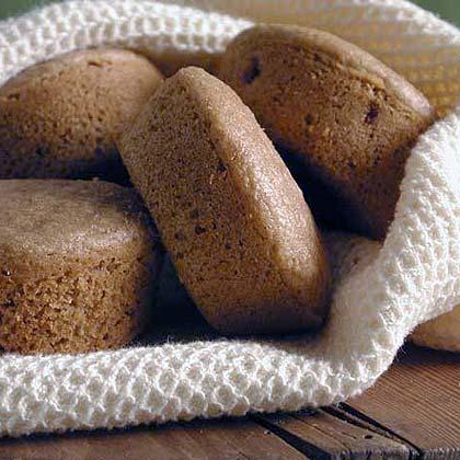 Overnight Oatmeal MuffinsRecipe