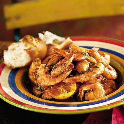 New Orleans Barbecue ShrimpRecipe