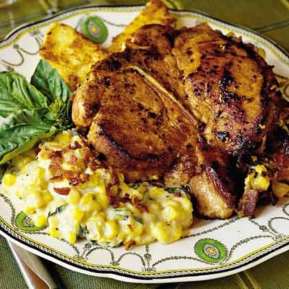 Stuffed Pork ChopsRecipe