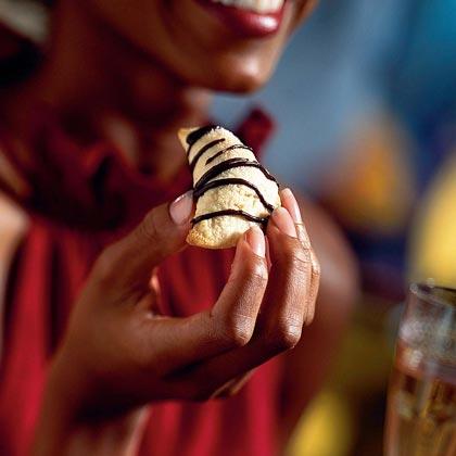 Sweet Plantain and Chocolate Empanaditas Recipe