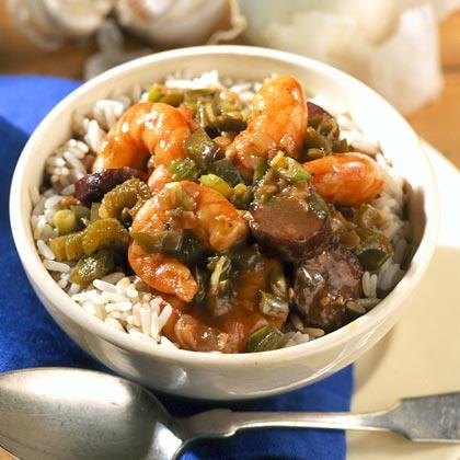 Easy shrimp gumbo recipes