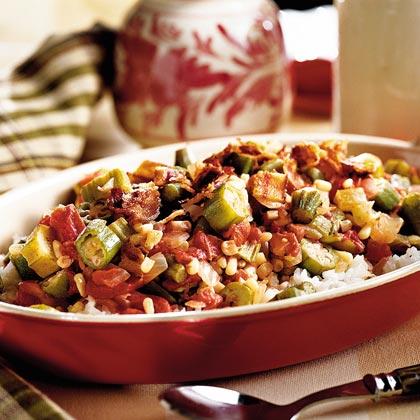 Okra Creole Recipe