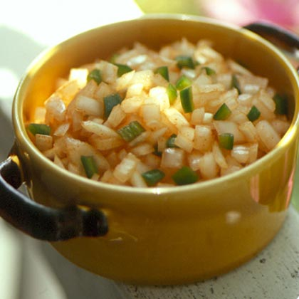 Onion Relish Recipe