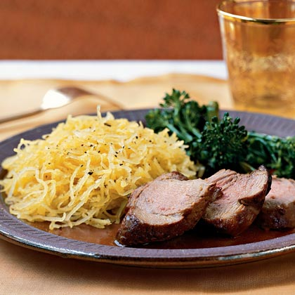 Korean-Style Pork TenderloinRecipe