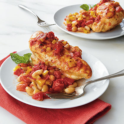 Provençale Chicken Supper