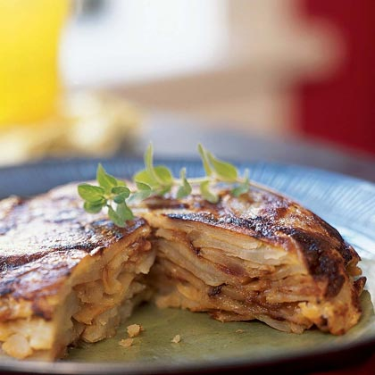 Tortilla Española (Spanish Potato Omelet) Recipe | MyRecipes